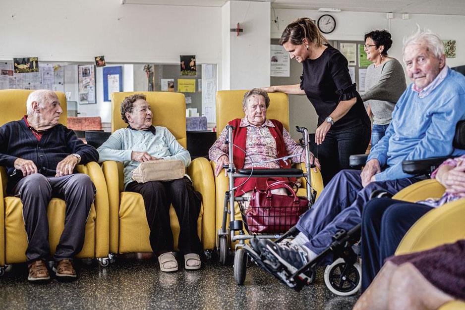 Baas in eigen tehuis: de Zweedse aanpak werkt ook in de Belgische ouderenzorg
