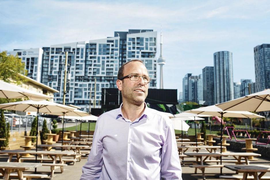 Frederic Landtmeters (CEO Canada bij Molson Coors): 'Toen ik in Canada begon, fronste ik mijn wenkbrauwen'