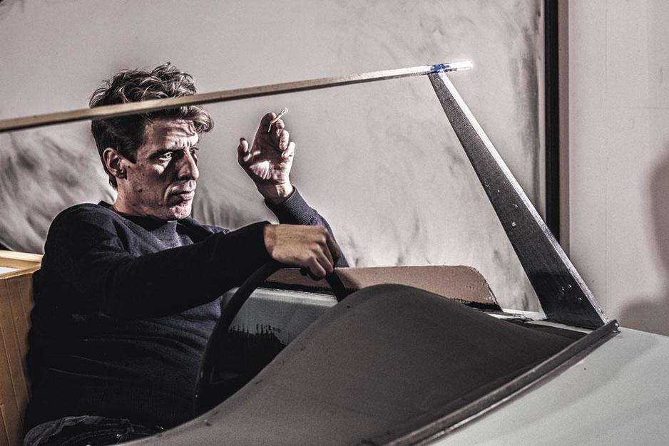 Tekenaar Rinus Van de Velde maakt een film: 'Ik wil laten zien dat alles nep is'
