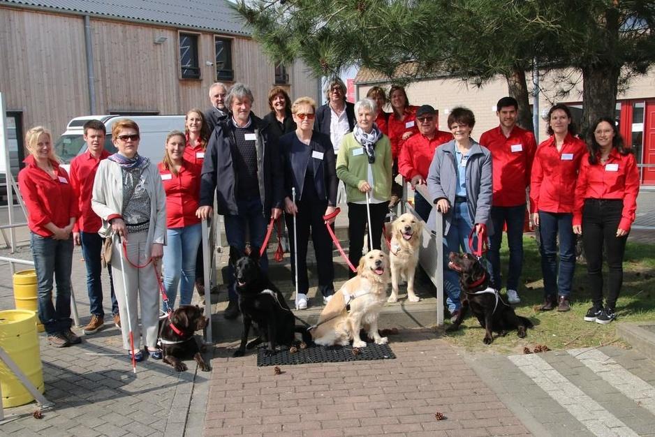 Vrienden der Blinden officieel erkend als opleidingscentrum
