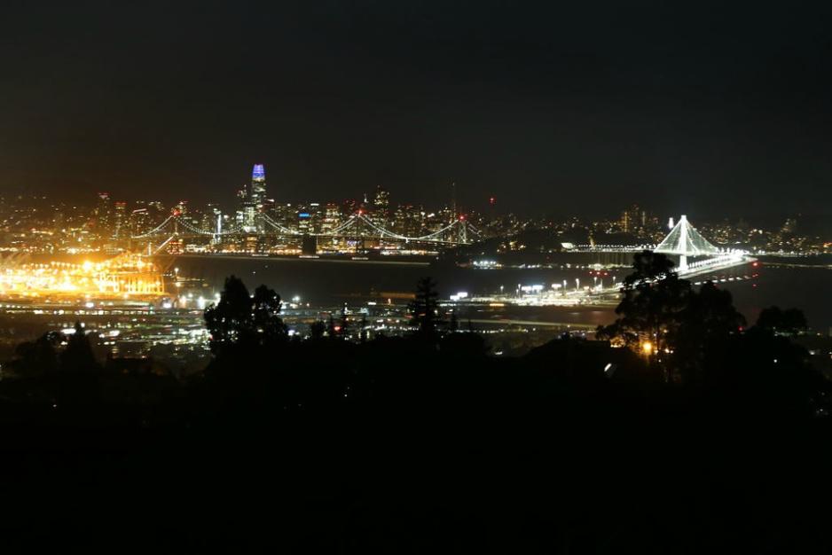 Waarom grote delen van Californië dit weekend opnieuw in het donker zitten