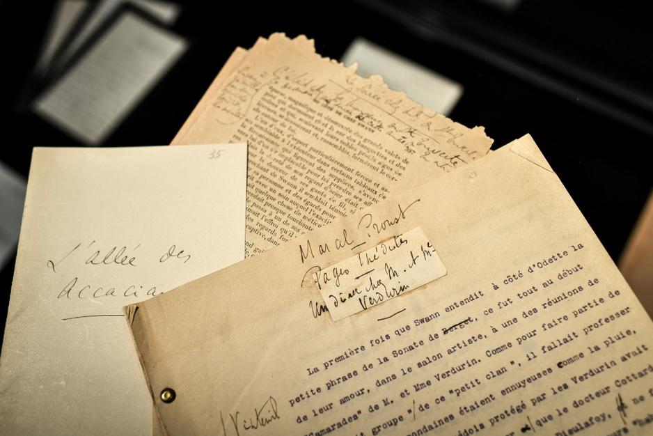 Negen nieuwe verhalen van Marcel Proust vrijgegeven