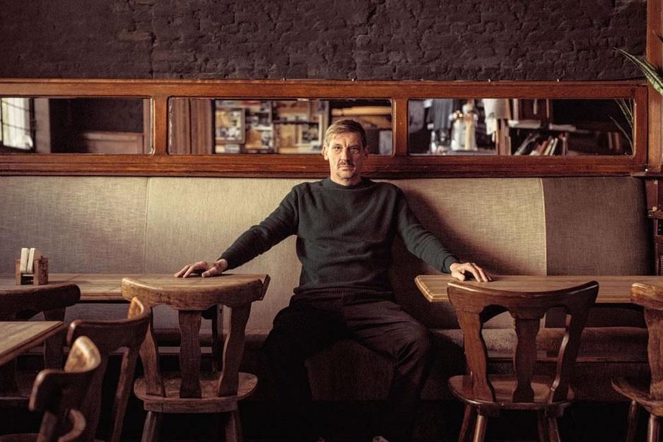 Peter Van den Begin: 'Ik vind het nogal elitair om te spreken van hoge en lage kunst'