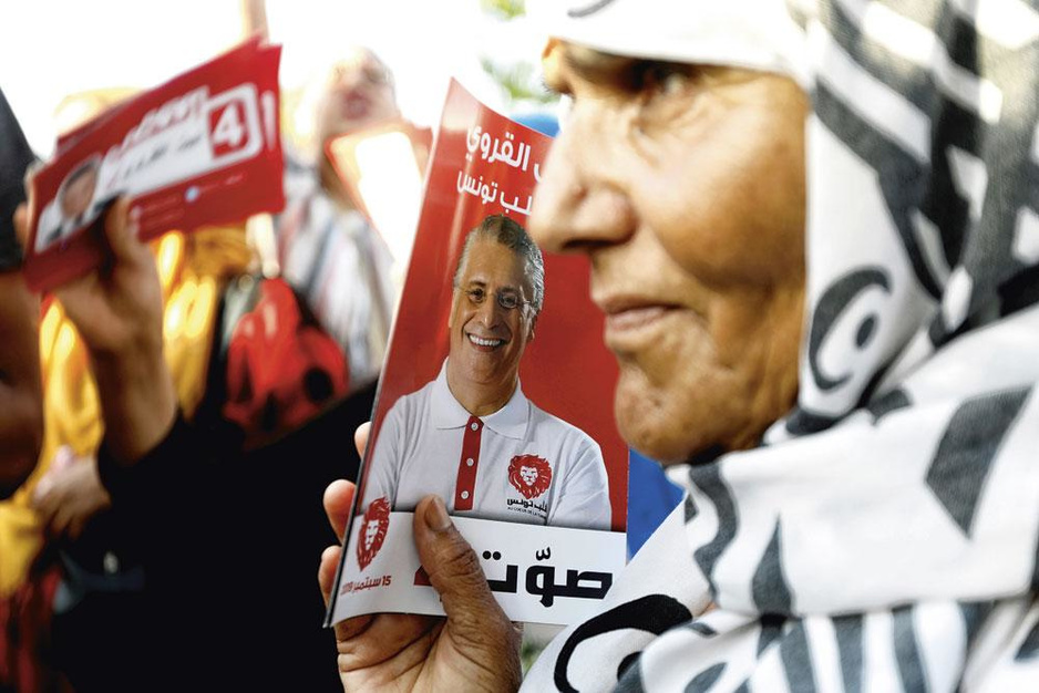 'Is de revolutie in Tunesië te zacht geweest?'