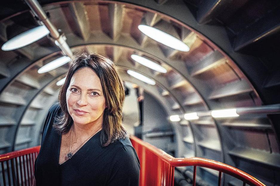 Pattie Maes, computerwetenschapper: 'De slimste zijn is niet het belangrijkste in het leven'