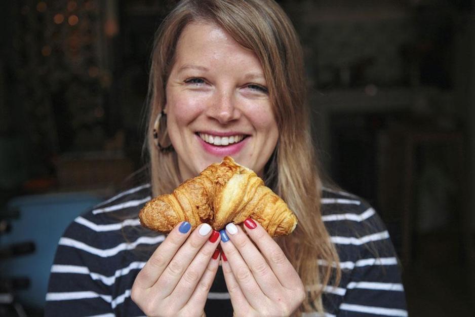 Het culinaire reisverhaal van Felicity Cloake: 'Fietsen naar de dichtstbijzijnde croissant'