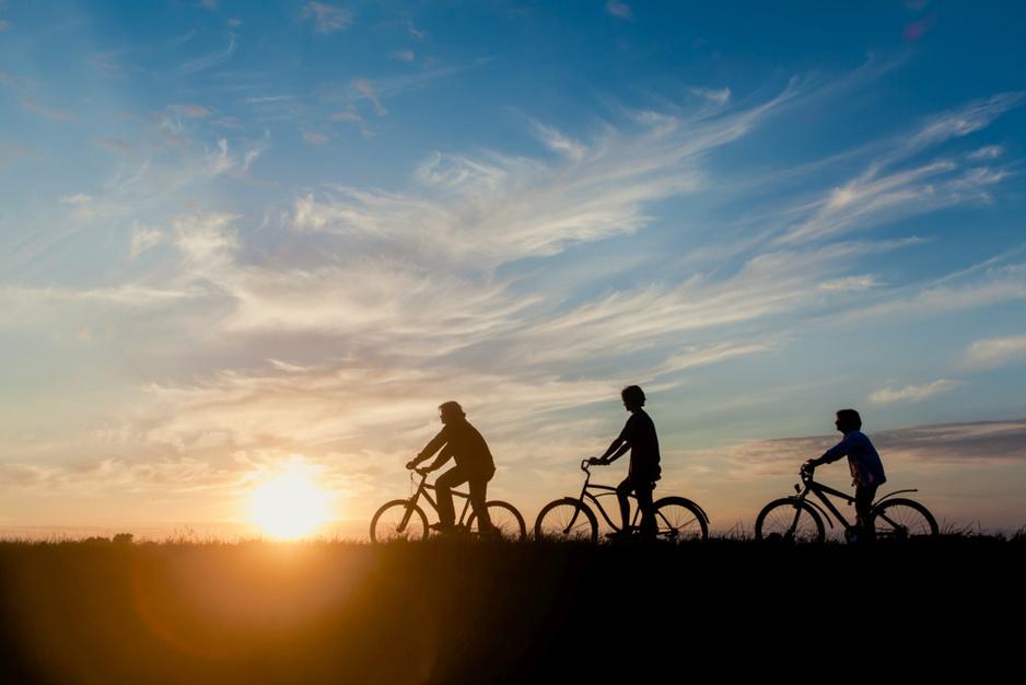 Tien van de mooiste fietsroutes in Europa