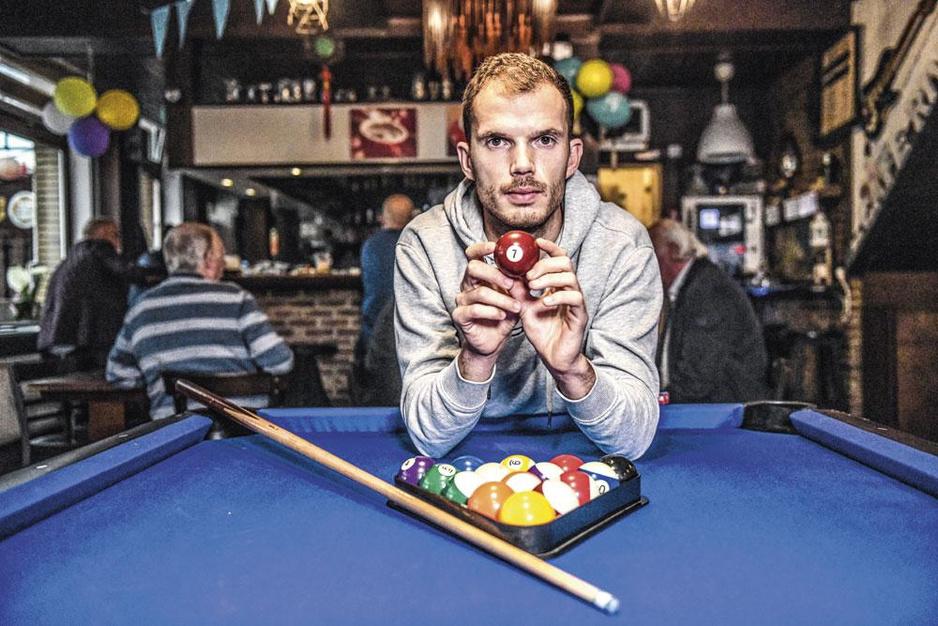 Geoffry Hairemans (KV Mechelen): 'Ons café was de huiskamer van onze familie'