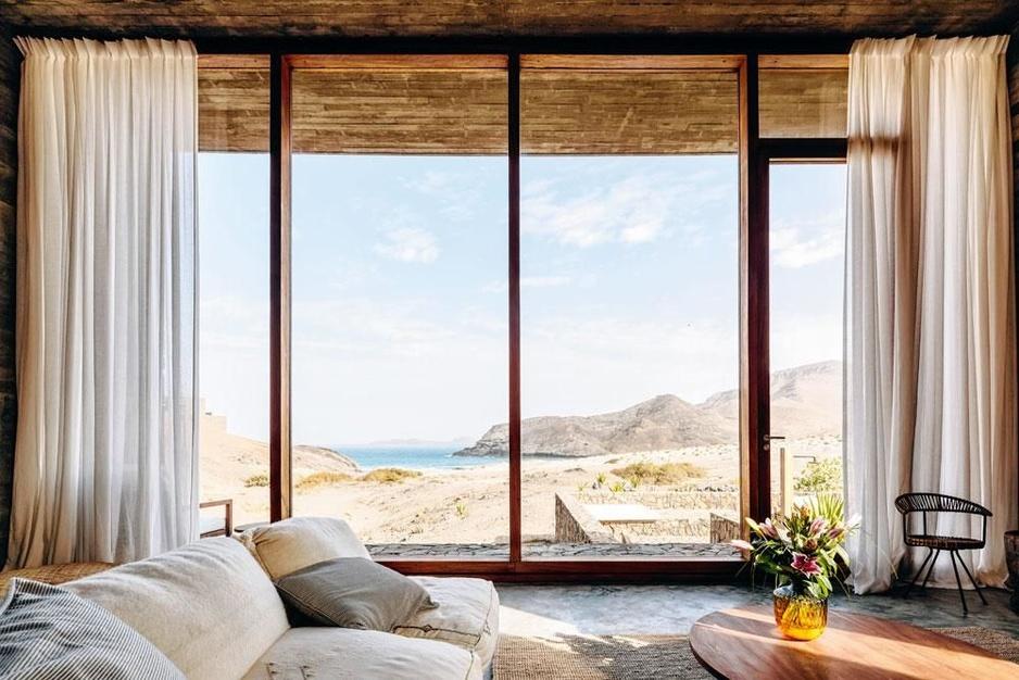 Belgisch architectenteam creëert vakantieproject in Kaapverdische oase
