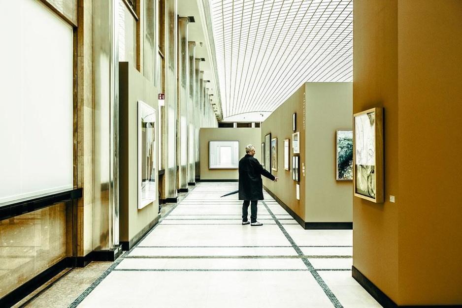 De NBB toont haar kunstcollectie: 'Kunst is een gevaarlijke belegging'