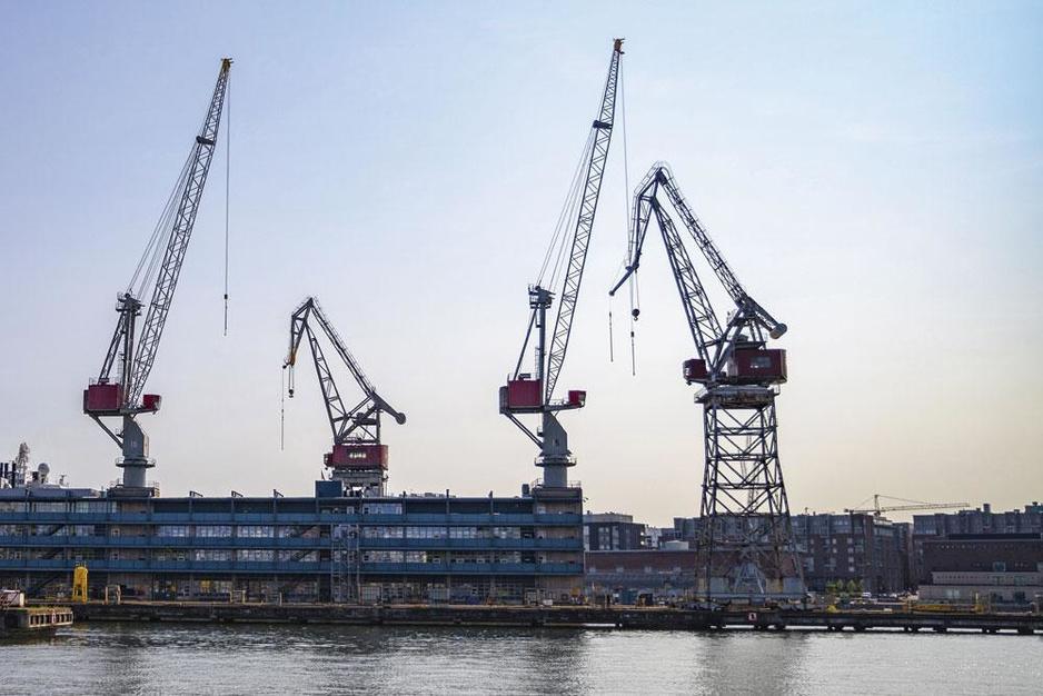 Geopolitiek: Belgisch-Russische zakenman koopt strategische Finse scheepswerf