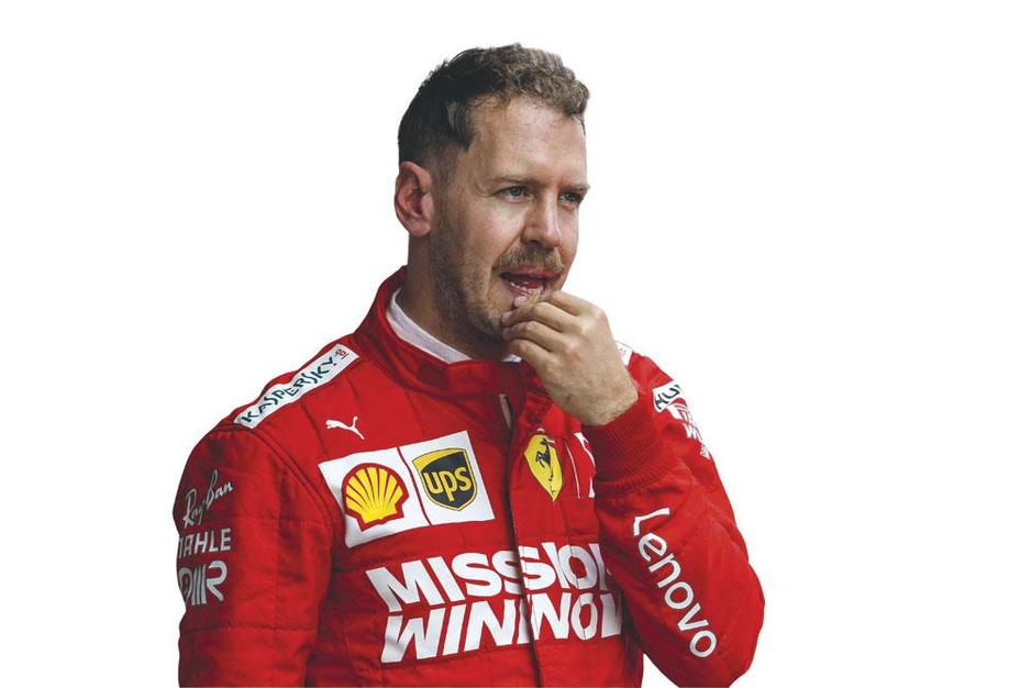 Sebastian Vettel: 'Tussen mij en Lewis Hamilton bestaat veel wederzijds respect'