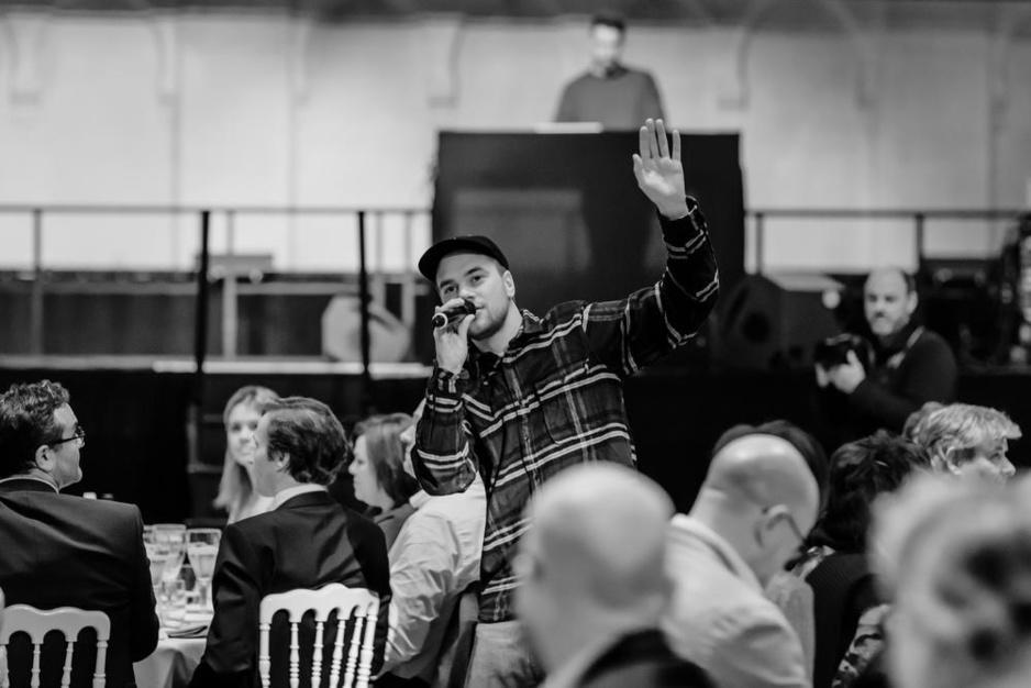 IN BEELD - Het gala van de West-Vlaams Ambassadeur door de lens van fotografe Leyla Hesna