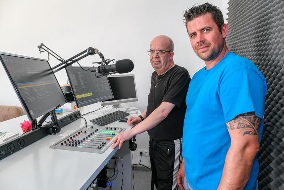 Radio Melinda staat er weer helemaal als Melinda FM