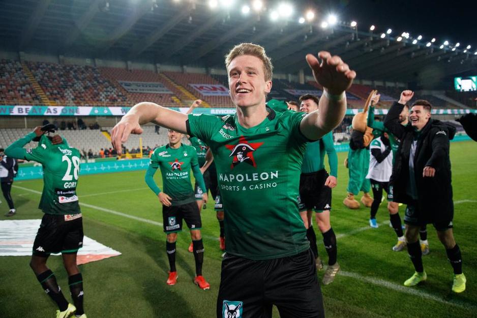 IN BEELD - Cercle boekt tweede overwinning van het seizoen