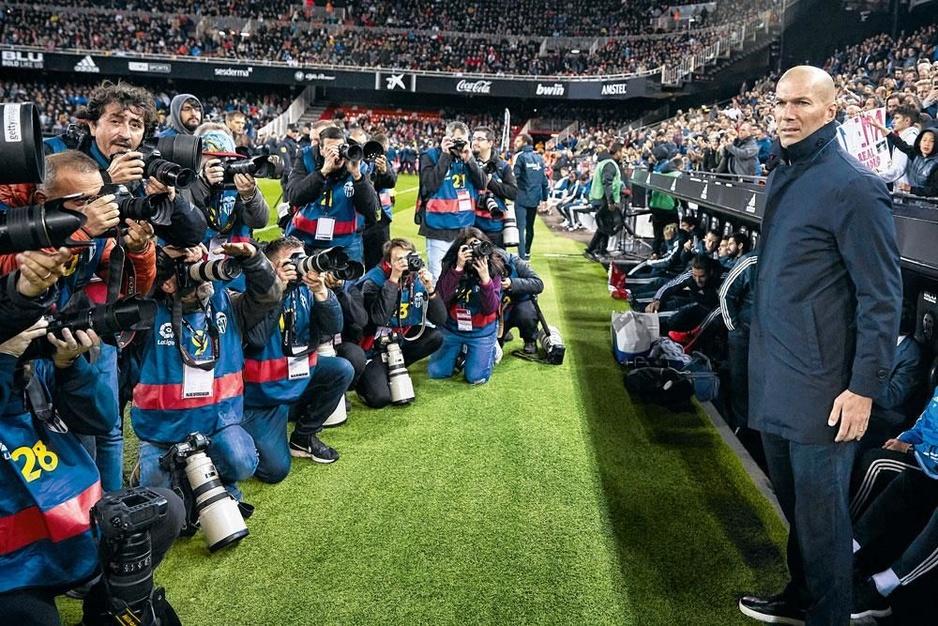 Hoe Real Madrid circus Zizou werd