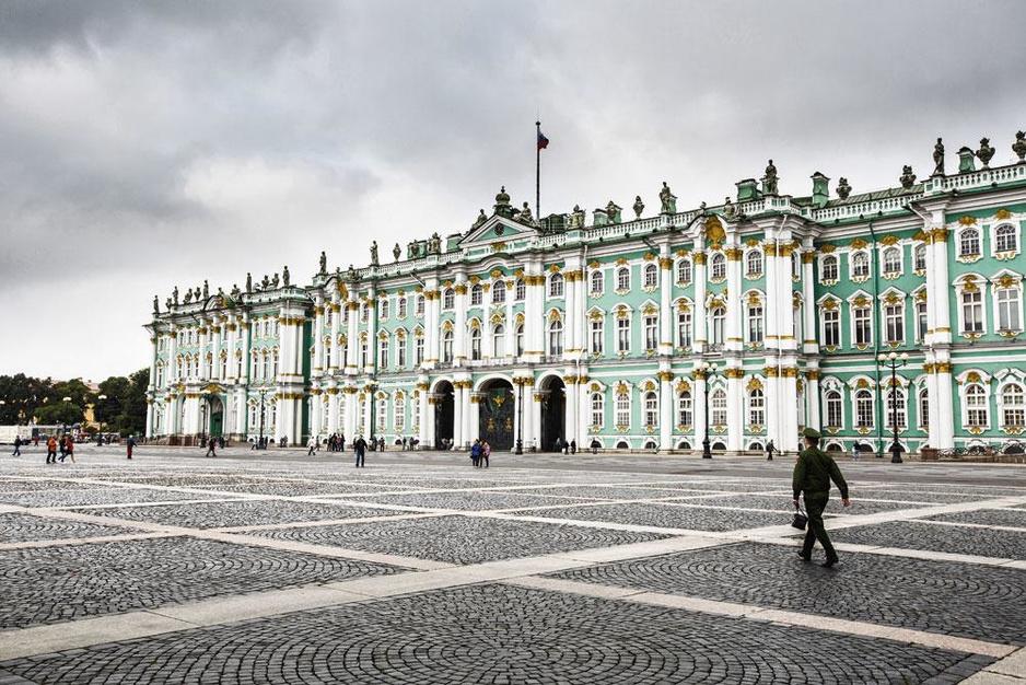 Saint-Pétersbourg, la grande dame de Russie