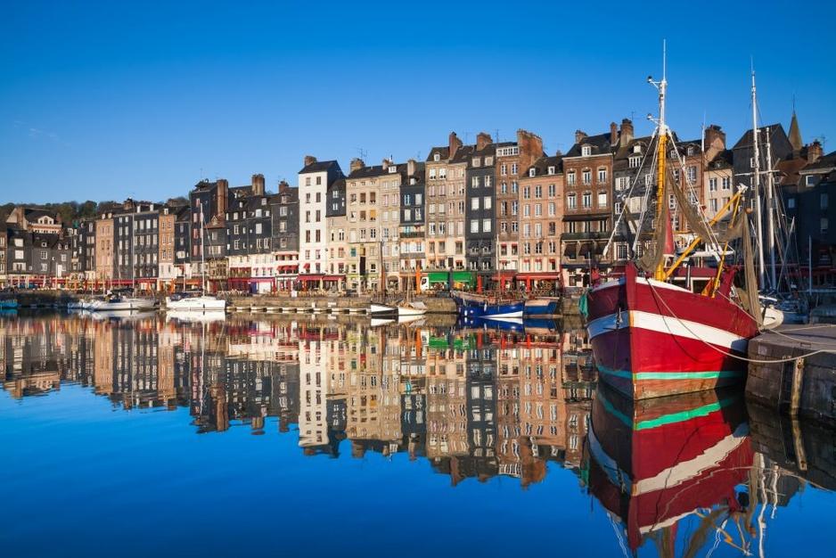 Dit zijn de mooiste stadjes in Normandië