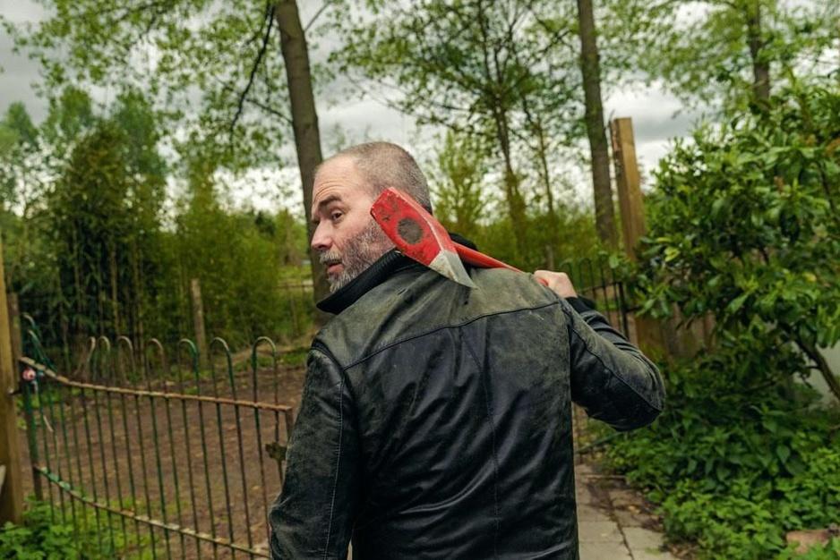 Vanavond start 'Fiskepark' van Tomas De Soete : 'Het was snel duidelijk: Bent Van Looy moest eraan'