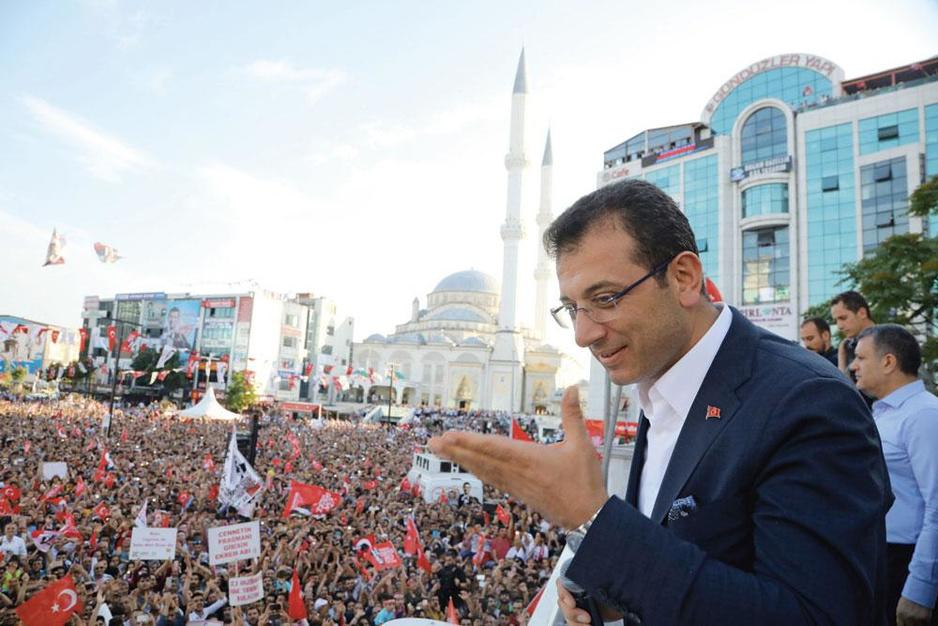 Nieuwe gemeenteraadsverkiezingen in Istanbul: 'De tijd van angst en haat in dit land is voorbij'