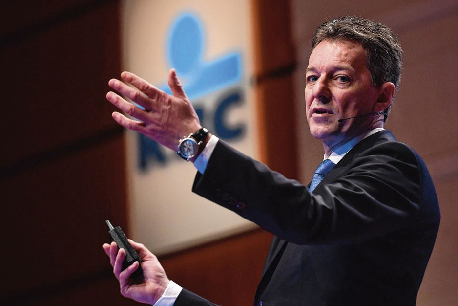 Johan Thijs parmi les 10 meilleurs CEOs du monde