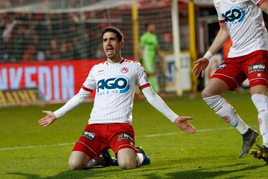 Serviër Jovan Stojanovic niet langer ontevreden bij KV Kortrijk