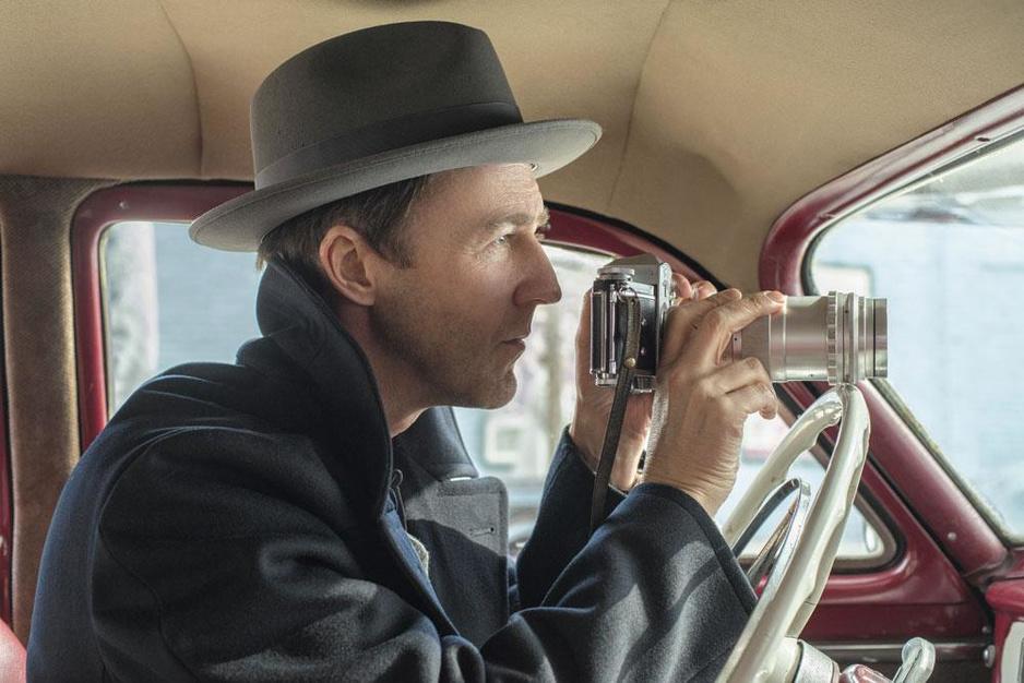 Edward Norton heeft zijn droomfilm eindelijk af: 'Het kon geen kwaad dat hij even bleef gisten'