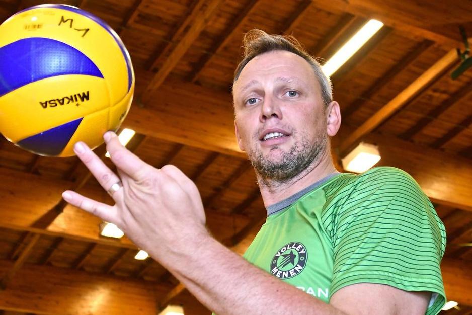 """Volleyicoon Frank Depestele: """"Het is overduidelijk dat Knack Roeselare de te kloppen ploeg is"""""""