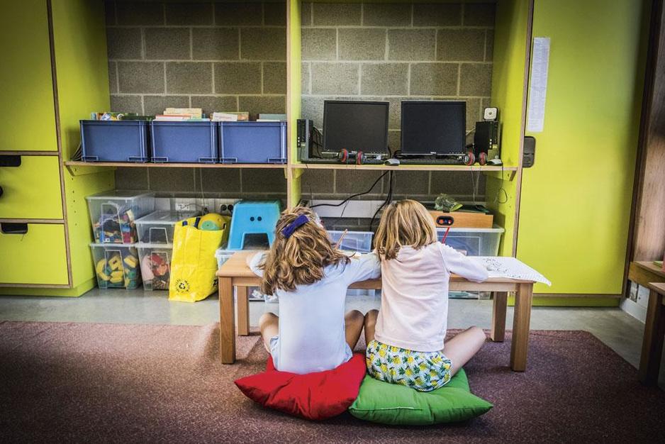 Onderwijseconoom Kristof De Witte: 'De leerwinstmeting is een zeer goede zaak'