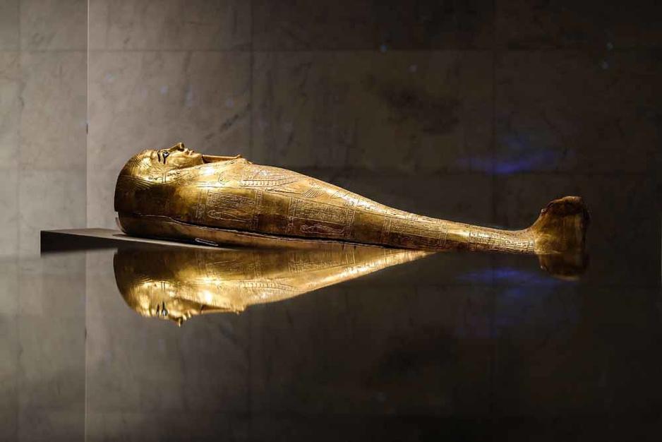 Spectacle pharaonique au Caire: 22 momies ont retrouvé leur nouvelle demeure (en images)