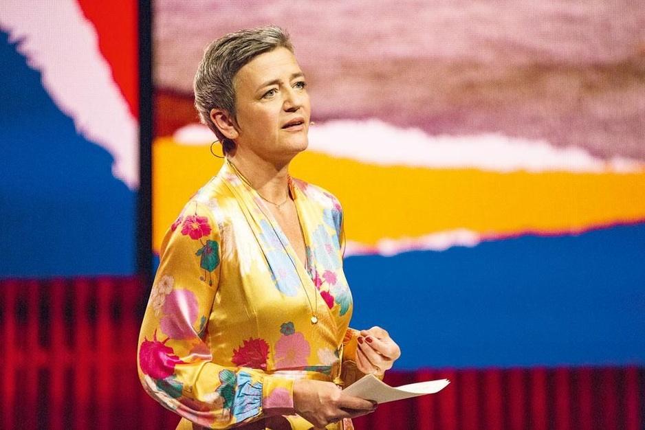 Wordt Margrethe Vestager de nieuwe Commissievoorzitter? 'Ik heb niets tegen grote ondernemingen'