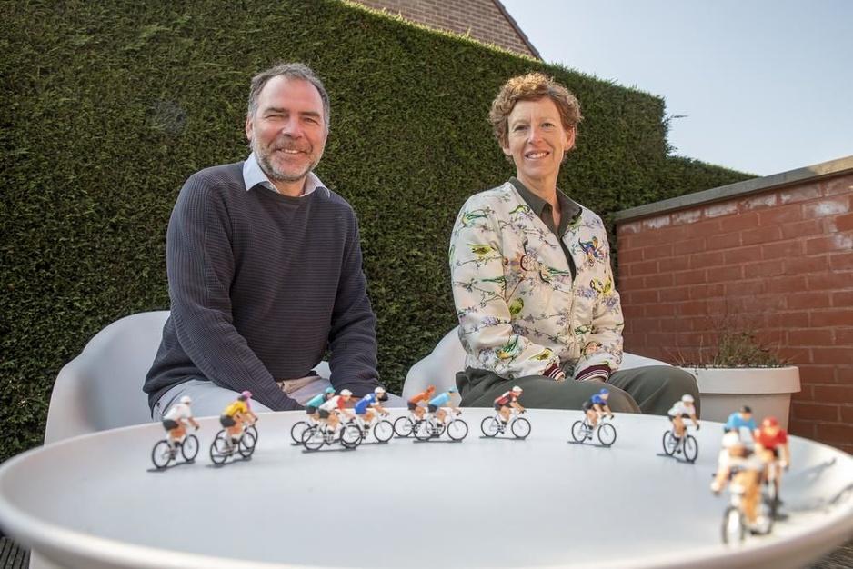 Ze zijn mini en hip: de minicoureurs van Cyclistes Leon