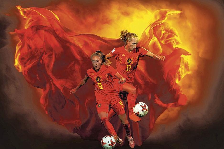 Welk 'WK-effect' voor het Belgische vrouwenvoetbal?