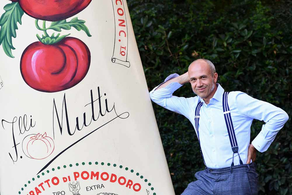 Mutti, le roi italien de la tomate (en images)