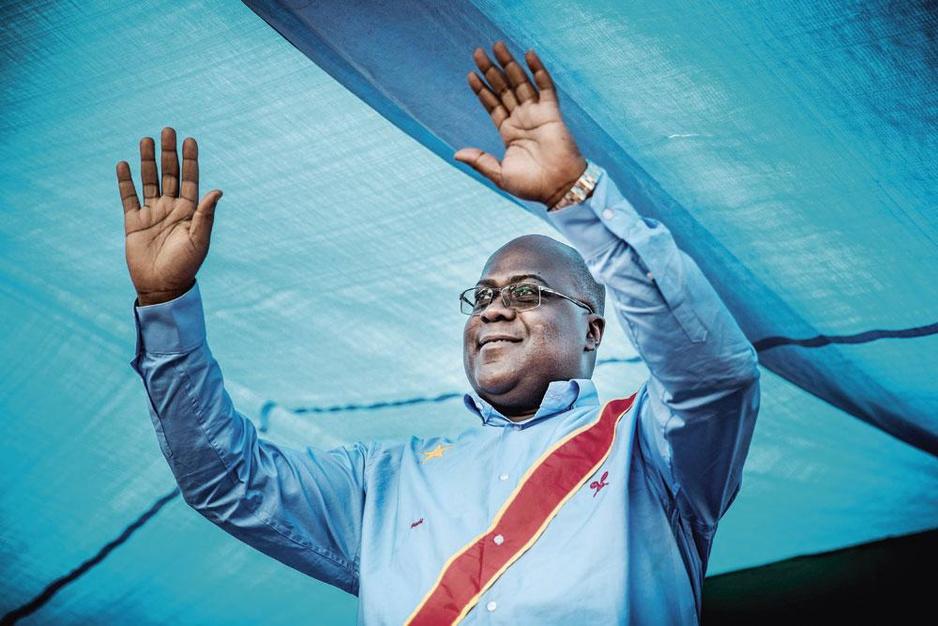 Waarom Congolees president Tshisekedi in België met open armen wordt ontvangen