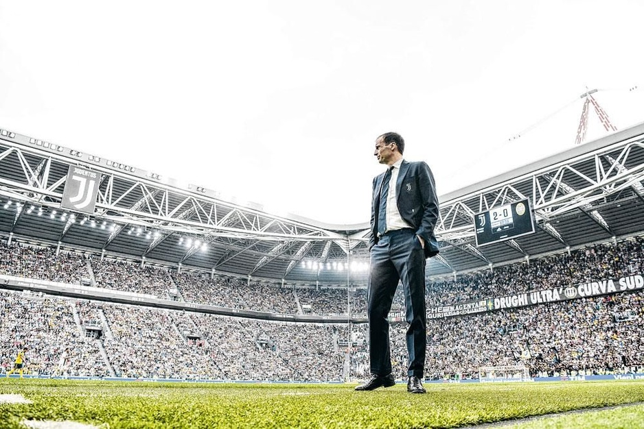 Wie is Massimiliano Allegri, kampioenenmaker van Juve? 'Ik zie altijd de zon, ook als ze niet schijnt'