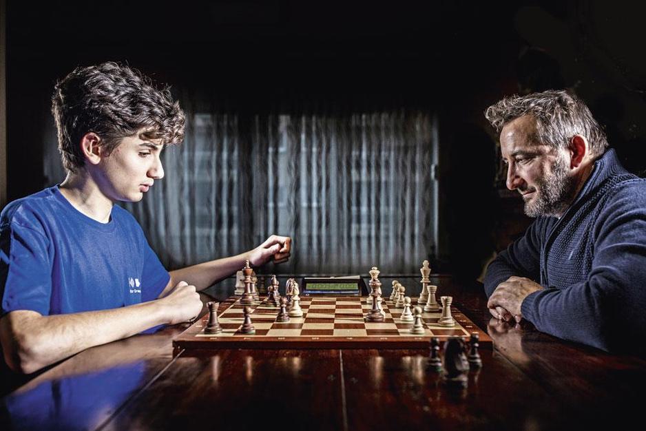 Daniel Dardha, Belgisch kampioen schaken: 'Voor mijn zestiende wil ik grootmeester zijn'