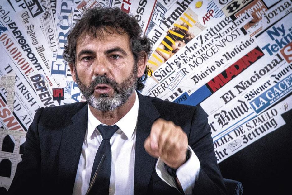 Oscar Camps, redder van bootvluchtelingen: 'Europa gebruikt de zee als muur'