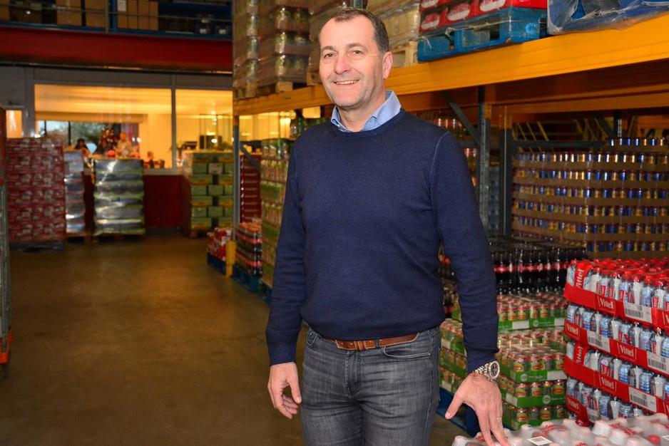 """Nico Van Bever, van frituuruitbater tot zaakvoerder Spuntini: """"Mijn ouders zagen in dat ondernemen mijn ding was"""""""
