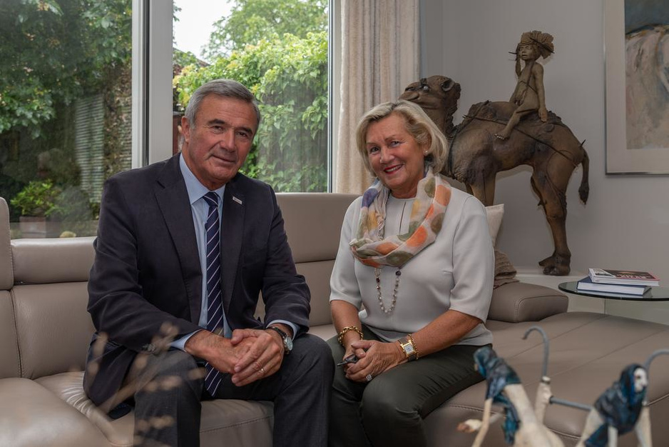 """Hendrik Verkest 30 jaar in het zadel van Wingene: """"Een goeie burgemeester moet een 'stroateloper' zijn"""""""