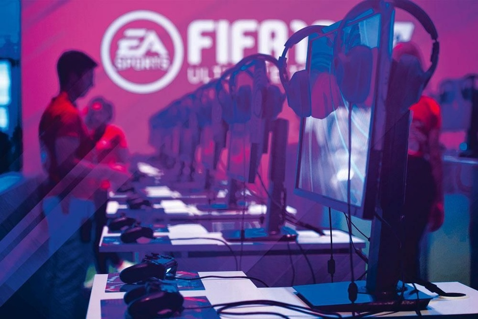 Welkom in het virtuele voetbal