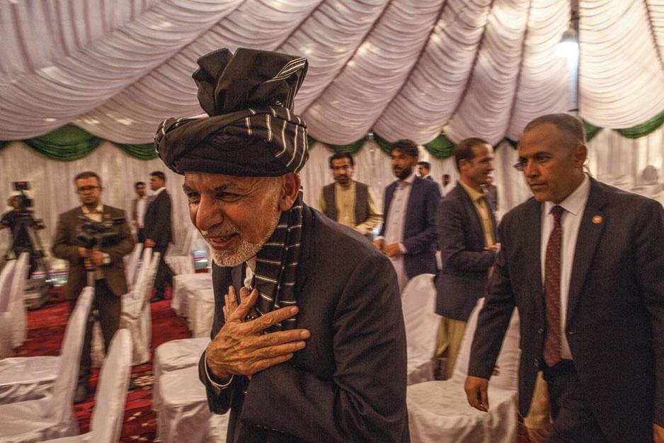 Afghaanse verkiezingen: 'Europa moet blijven investeren in Afghanistan. Voor jullie veiligheid, niet de onze'