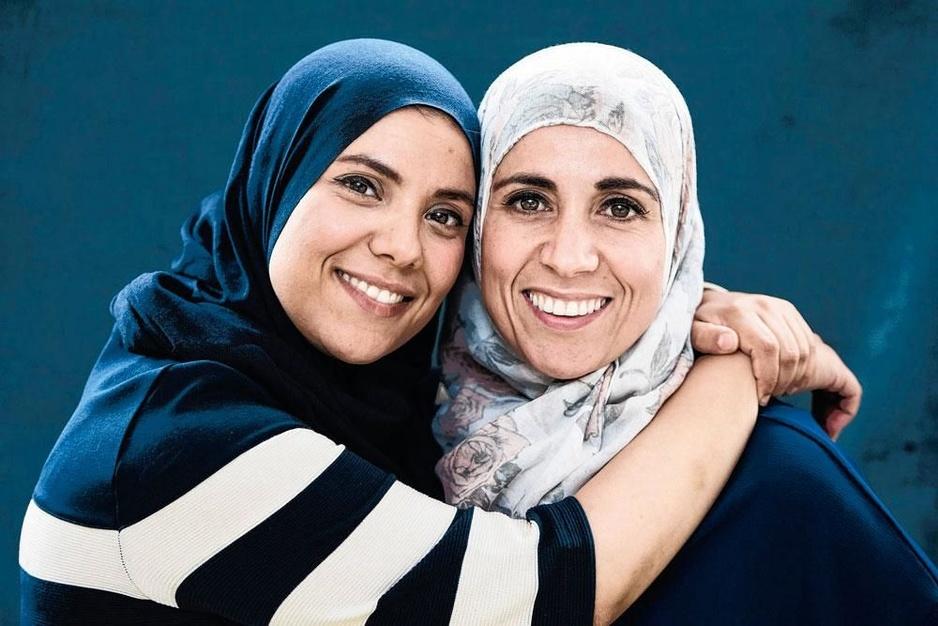 Met de Fasting Sisters door de ramadan: 'Het is niet de bedoeling om je 's avonds vol te proppen'