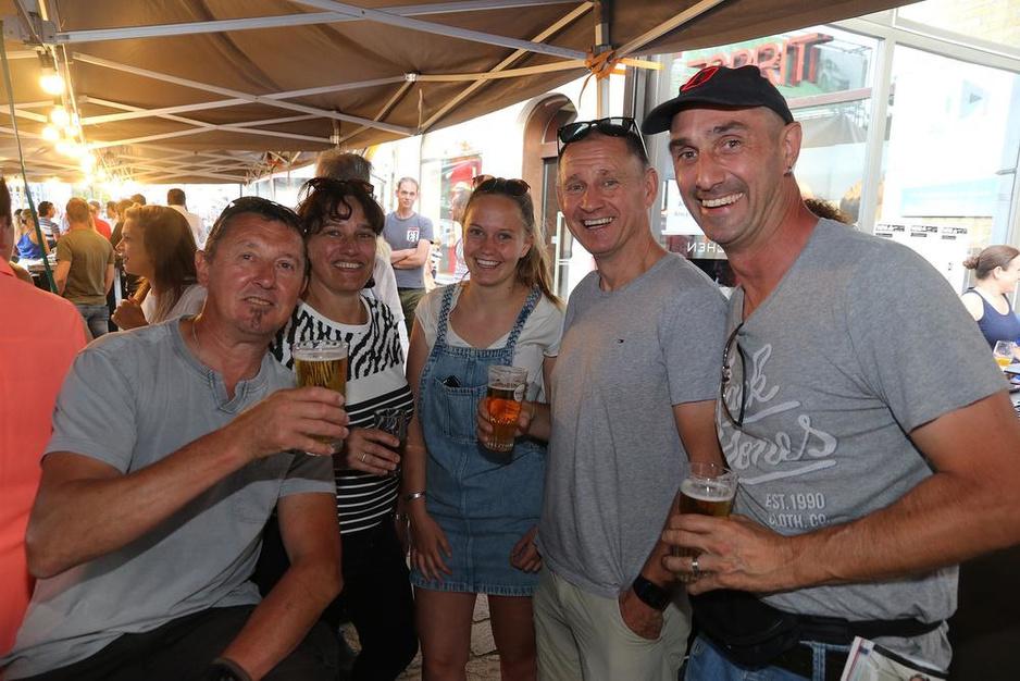 IN BEELD - Rallyfans trotseren de hitte voor Renties Ypres Rally