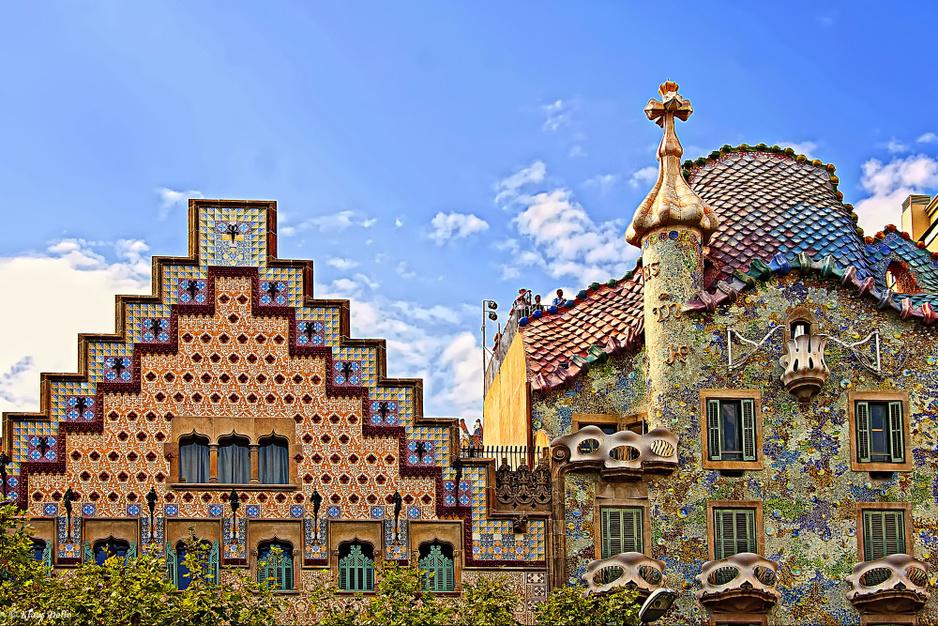 In beeld: enkele van de mooiste Art Nouveau gebouwen in de wereld