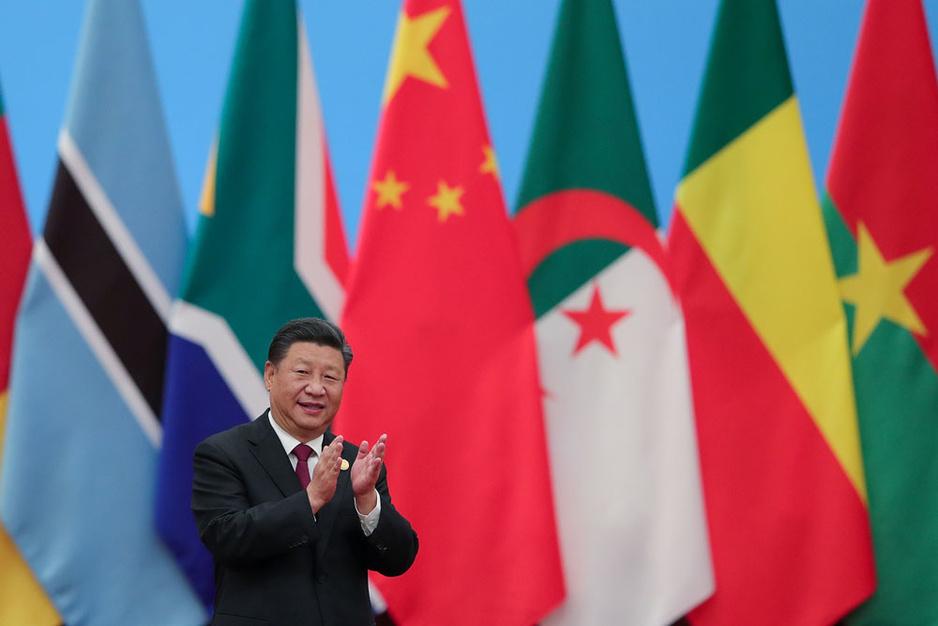 Hoe China zich inkoopt bij de ontwikkelingslanden