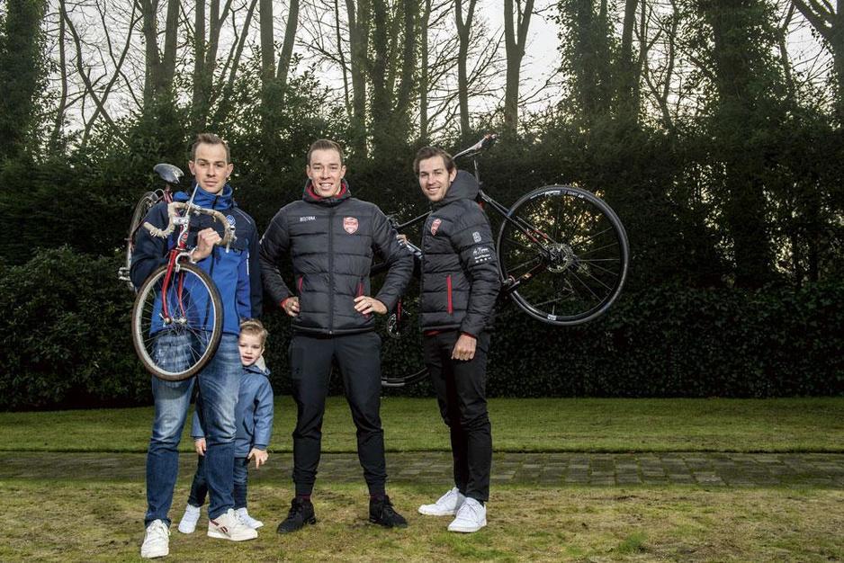 Op bezoek bij de familie Sweeck: 'Een mix van de drie zou Van der Poel kunnen bedreigen'