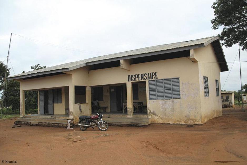 Des projets de soins de santé au Bénin