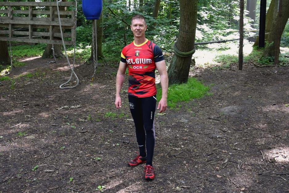 Menenaar verdedigt Belgische kleuren in EK obstacle course race
