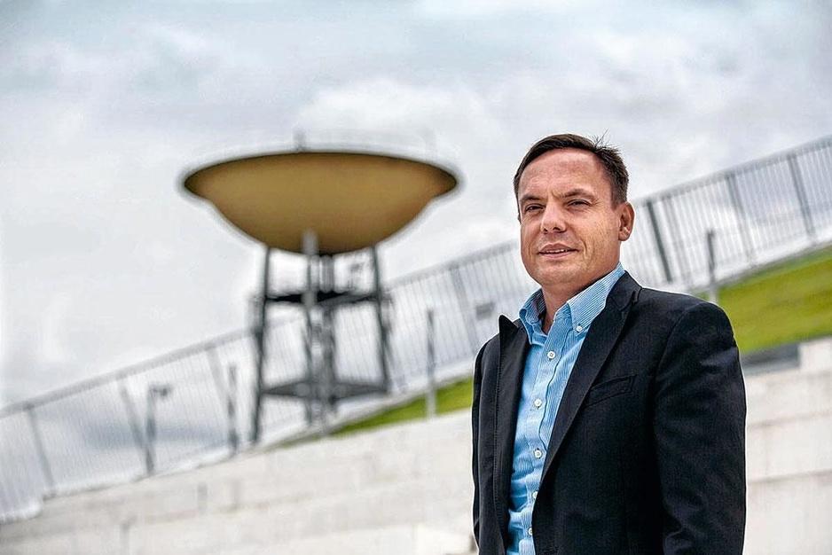 Cegeka-CEO Stijn Bijnens: 'Als we het in de publieke cloud kunnen zetten, dan doen we dat'